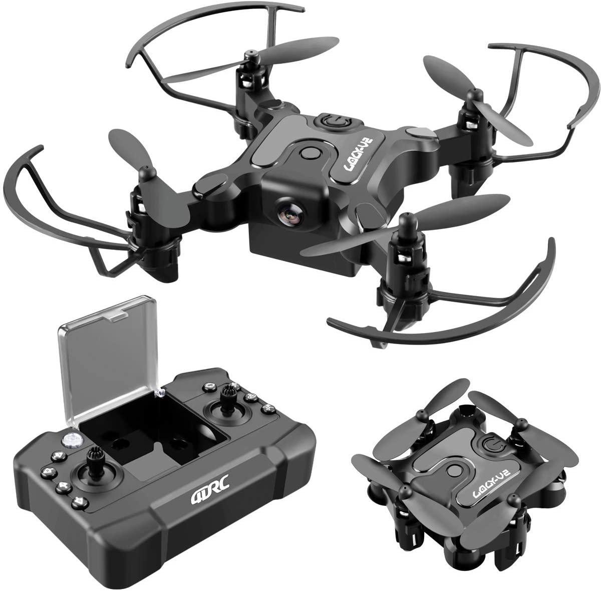 4DRC V2 Foldable Mini Drone